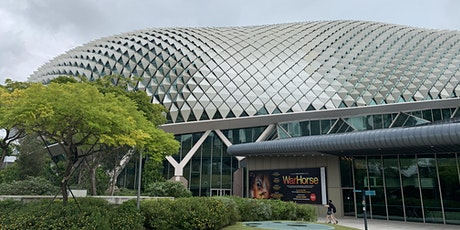 Tours with a Local: A walk through the Esplanade tickets