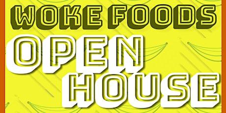 Woke Foods Open House • Taller de información • Bronx • 3/3/20  tickets