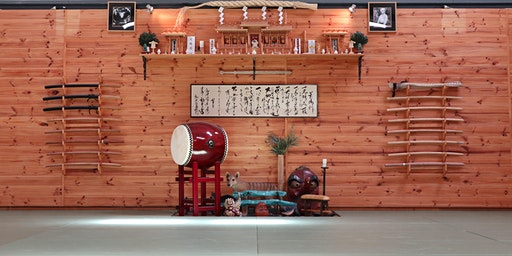 Japanese Classical Martial Arts Introduction Day