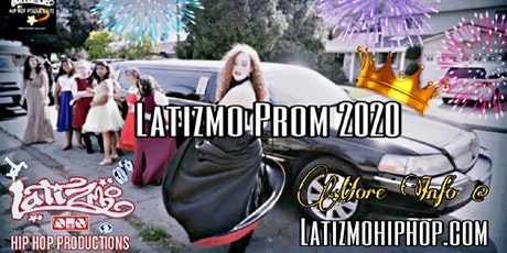 Latizmo  Second Annual Prom! tickets