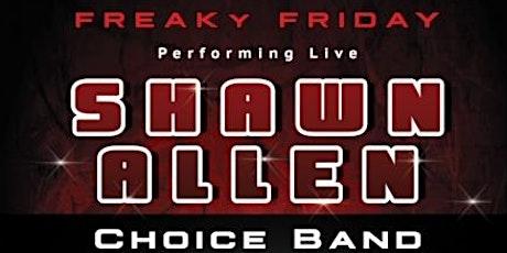 Shawn Allen's Choice Band tickets