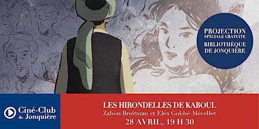 LES HIRONDELLES DE KABOUL - Ciné-club de Jonquière