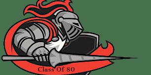 CHS Class Of 1980 40th Reunion!