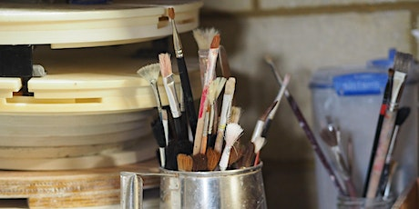 Not Yet Perfect- Glazing Workshop tickets