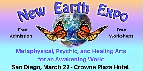 San Diego Psychic and Healing Arts Fair tickets