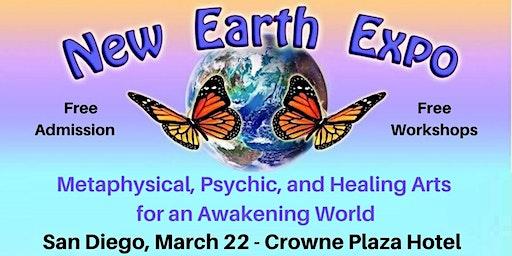 San Diego Psychic and Healing Arts Fair