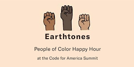 People of Color Happy Hour @ Code for America Summit tickets