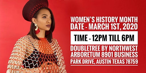 Black History Month Shopping Experience, Austin. Tx