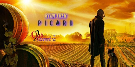 Join us to watch the new Star trek Picard series Episode 8 tickets