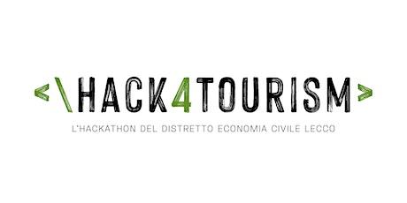 Hack4Tourism: hackathon per un'economia civile a Lecco biglietti