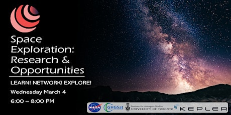 Space Exploration: Research & Opportunities tickets