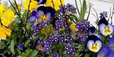 2 Gals in a Garden- More Than Just Pansies - Spring Containers tickets