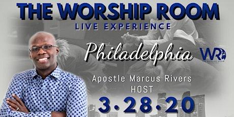 Worship Room Live Experience in Philadelphia  tickets