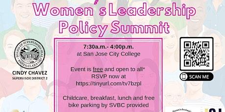 Women's Leadership Policy Summit 2020 tickets