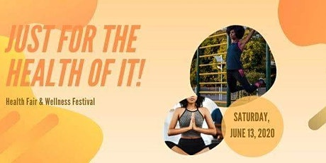Just for the Health of It: Health Fair & Wellness Festival tickets