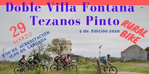"RURAL BIKE ""Doble Villa Fontana - Tezanos Pinto"" 2020"