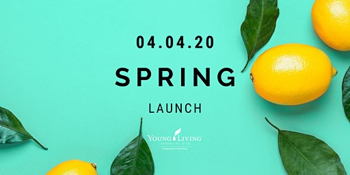 Young Living 2020 Spring Launch | The Transformation Continues