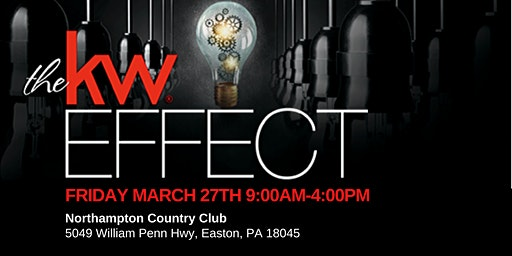 The KW Effect Event with Aaron Kauffman and Guest Speaker Mike McCann