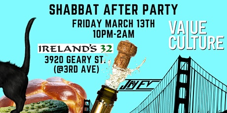 Shabbat After Party / Inner Richmond Turn Up tickets