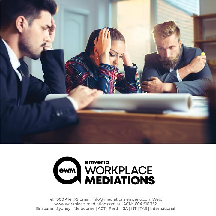 How to Conduct Effective Workplace Mediations / Facilitations image