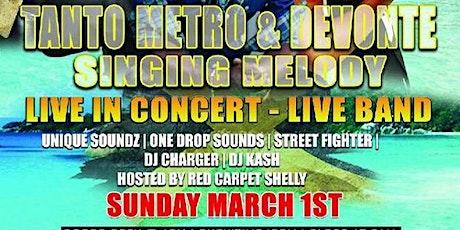 """""""Sun Splash Sundays"""" w/ Singing, Melody, Tanto Metro & Devonte in Concert tickets"""