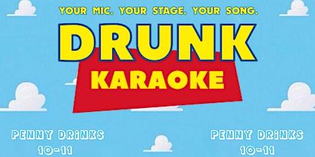 Drunk Karaoke x Penny Drinks at ElSol tickets
