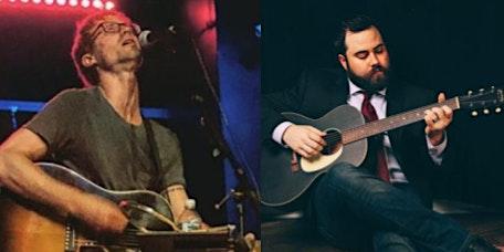 Live Music: Nathan Picard & Craig Haller