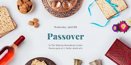Passover 2020: Matzah, Wine, and Time to Dine! tickets