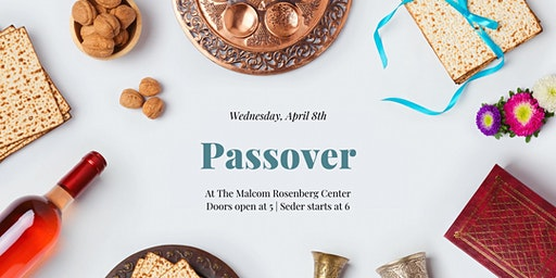 Passover 2020: Matzah, Wine, and Time to Dine!