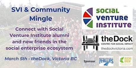 SVI & Community mingle tickets