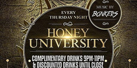 HONEY U THURSDAYS @ HONEY DELRAY tickets