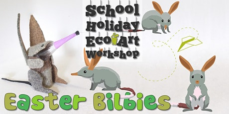 Easter Bilbies : Children's Eco-Art Workshop tickets
