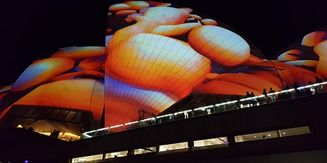Beat The Crowds - Walk the Light During Vivid Sydney tickets