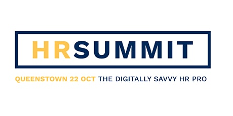 HR Summit - Queenstown: The Digitally Savvy HR Professional tickets