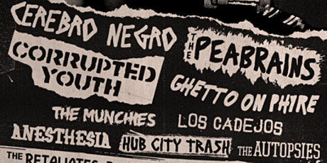Concrete Jungle Entertainment Presents: Ska Punk Psycho Night tickets