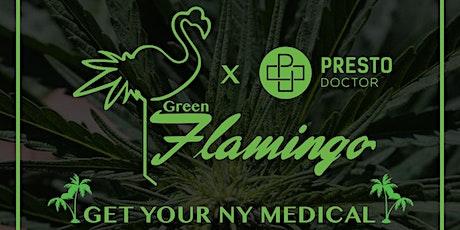 Green Flamingo Presents PrestoDoctor tickets