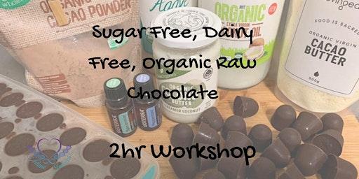 Organic Raw Chocolate Workshop