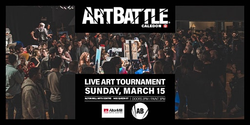 Art Battle Caledon - March 15, 2020