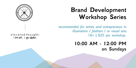 Brand Development Workshop Series tickets