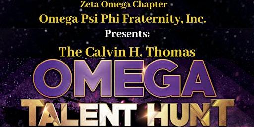 Zeta Omega Calvin H. Thomas Talent Hunt Luncheon
