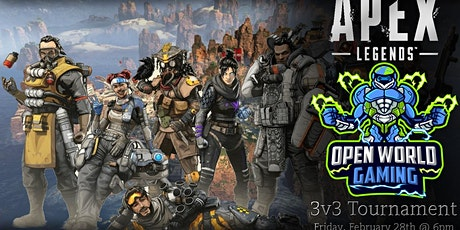 Apex Legends 3v3 Tournament tickets
