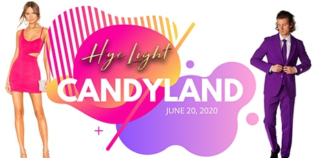 CandyLand by Hyelight tickets