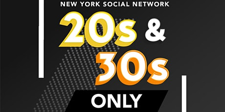 20s & 30s Spring Singles Happy Hour tickets