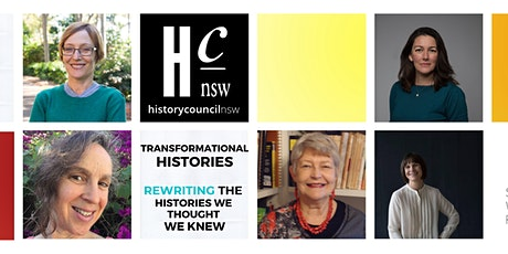 CANCELLED | Transformational Histories:  Rewriting the histories we thought we knew | Presented by the History Council of New South Wales for the Sydney Writers' Festival tickets