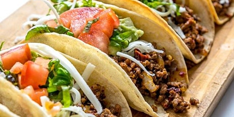 Mexican Street Tacos with Margaritas tickets