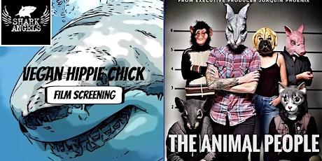 Vegan Hippie Chick Film Screening: The Animal People tickets