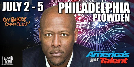 Comedian Philly Plowden live at Off the hook comedy club Naples, Florida tickets