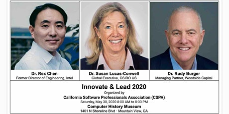 Innovate & Lead 2020 tickets