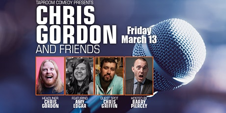 Taproom Comedy Presents:  Chris Gordon and Friends in Airdrie!! tickets