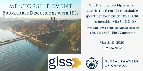 Mentorship Event - Roundtable Discussions with ITLs tickets